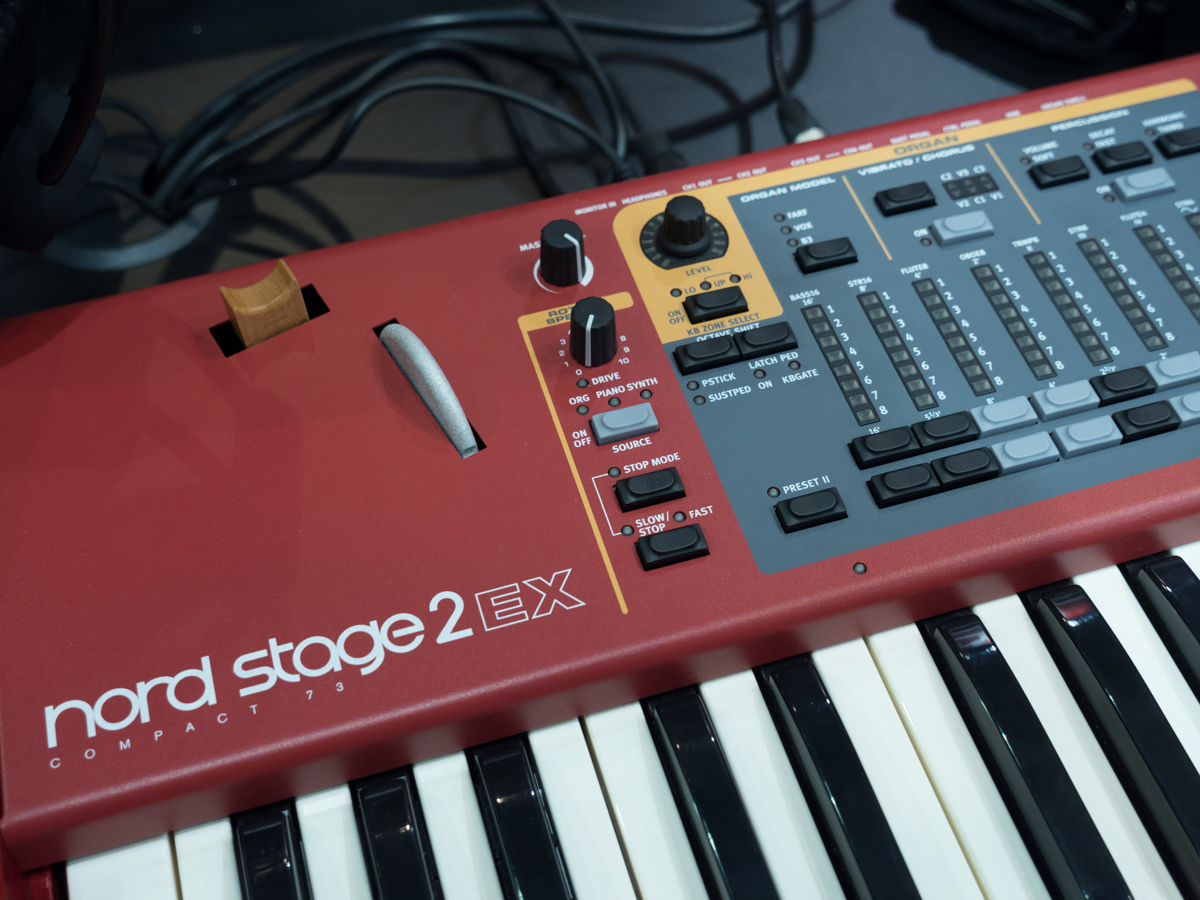 Musikmesse 2015 Day2 : Nord