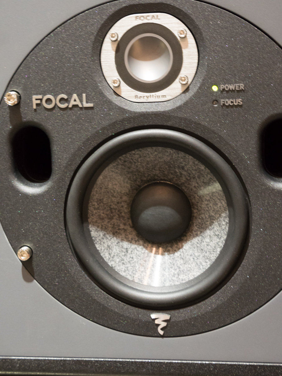 Musikmesse 2015 Day 1:Focal