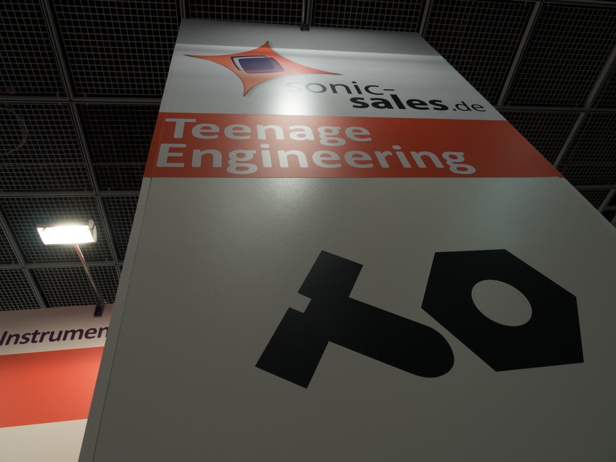 Musikmesse 2015 Day2 : Teenage Engineering