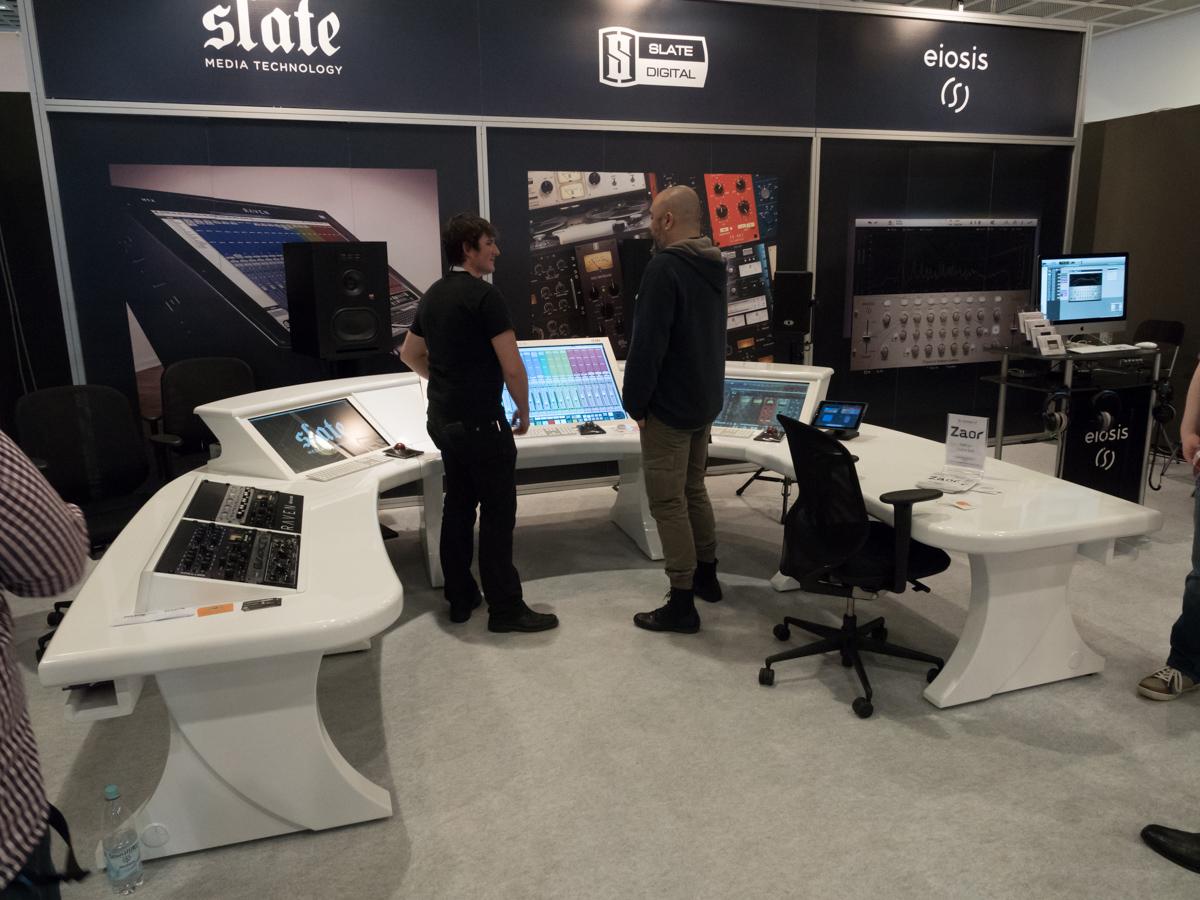Musikmesse 2015 Day3 : Slate Digital & Slate Pro Audio