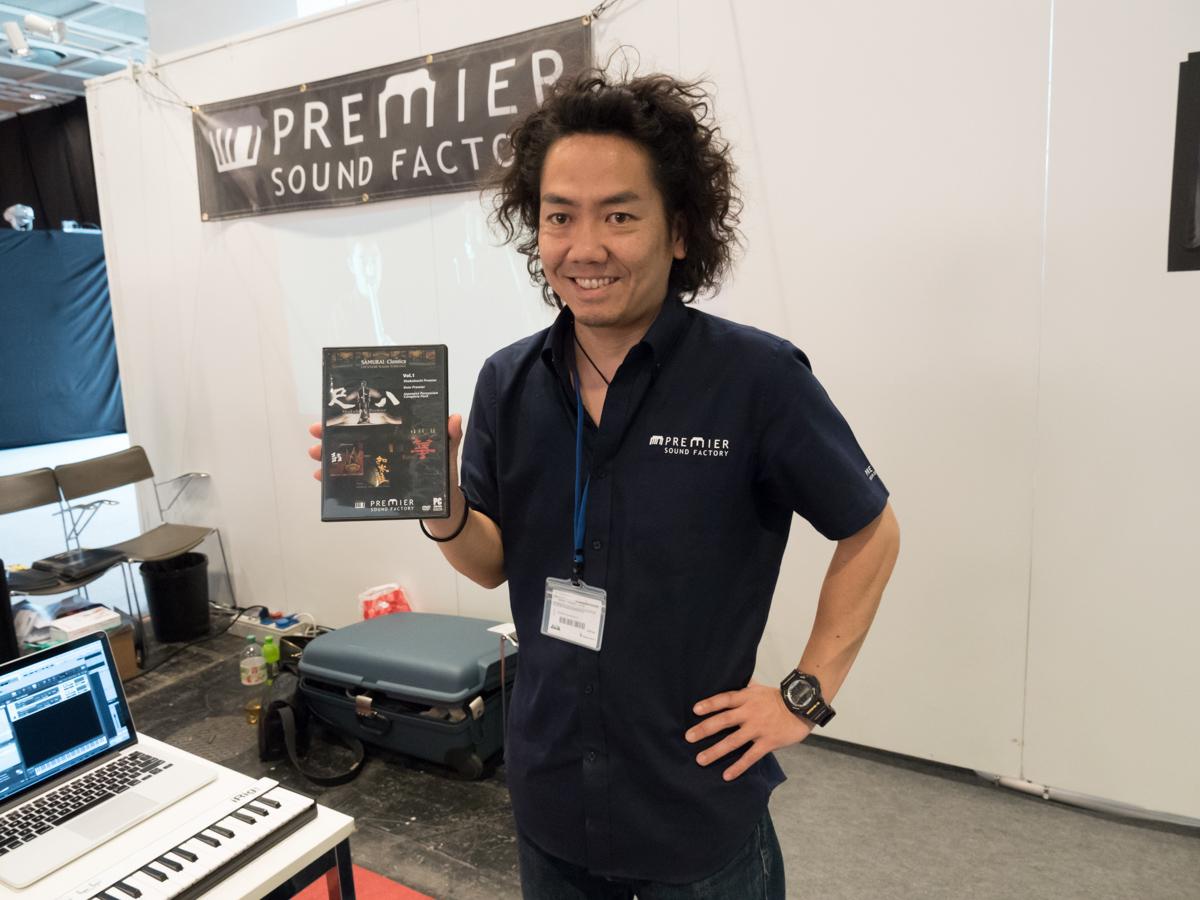 Musikmesse 2015 : PREMIER Sound Factory