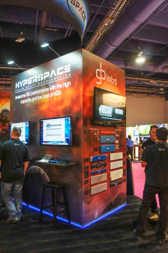 GB Labs at NAB 2015