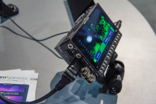 PIX-7 at NAB 2015