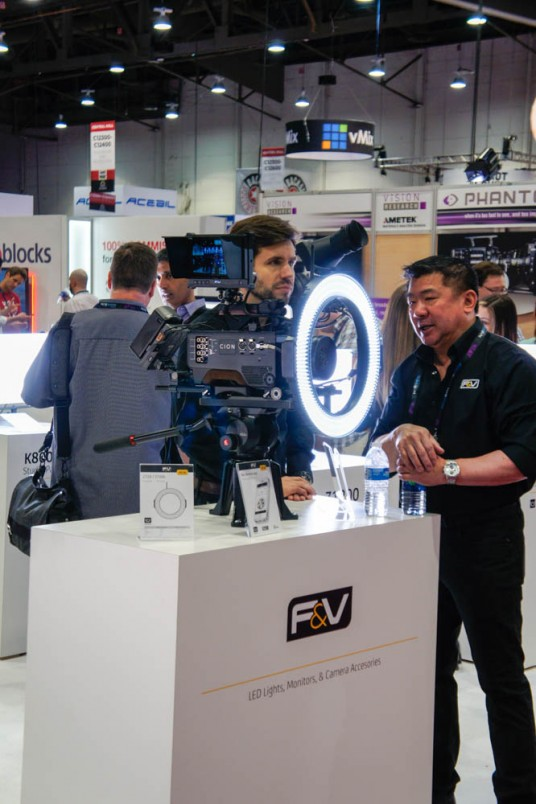 F&V at NAB 2015