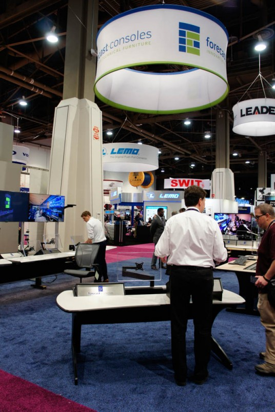 forecast audio at NAB 2015