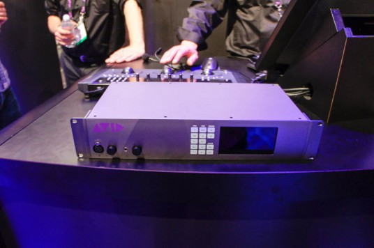 HDx IO at NAB 2015