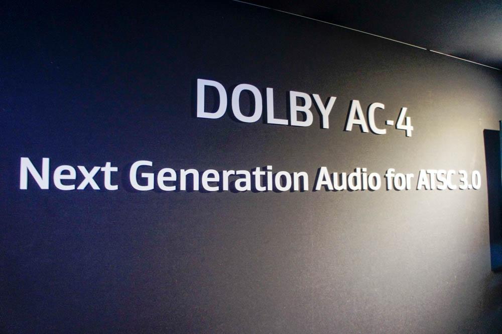 NAB 2015 Day1 : DOLBY