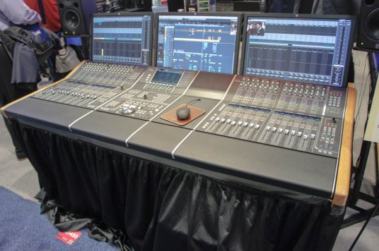 YAMAHA at NAB 2015
