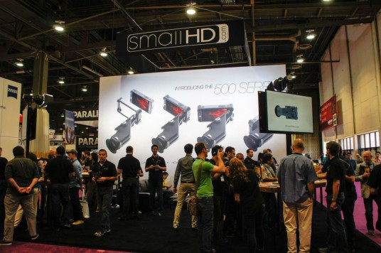 smallHD at NAB 2015
