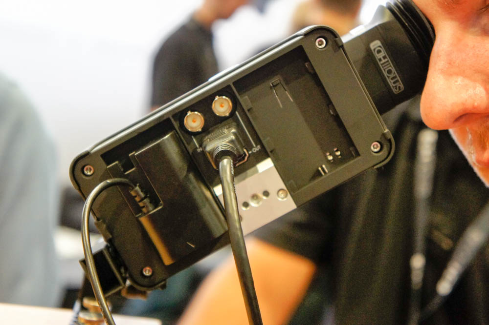 NAB 2015 Day2 : smallHD