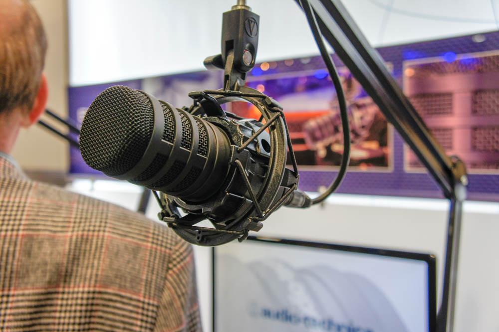 Musikmesse 2015 Day 3:audio-technica