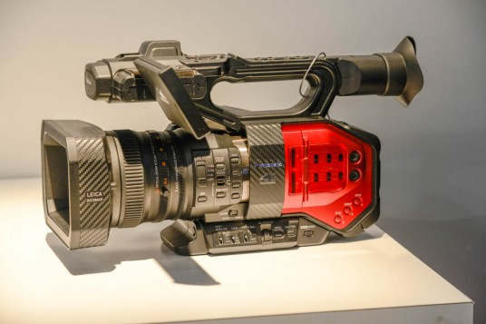 AG-DVX200 at NAB 2015