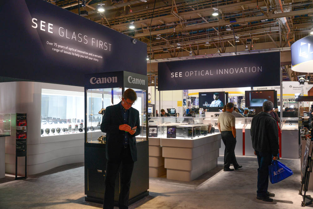 NAB 2015 Day3 : CANON