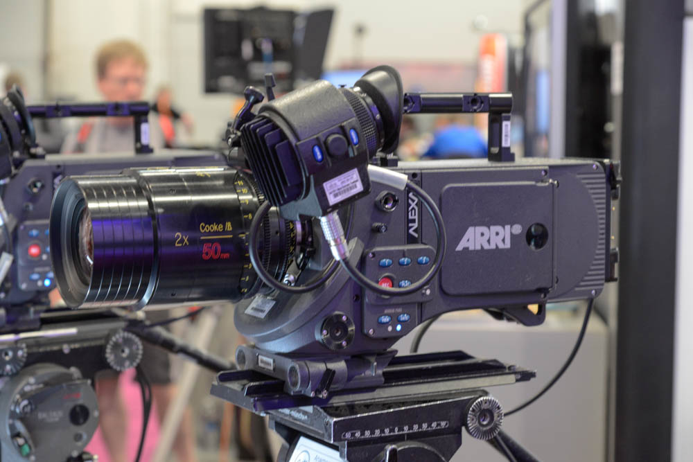 NAB 2015 Day3 : Cooke Optics