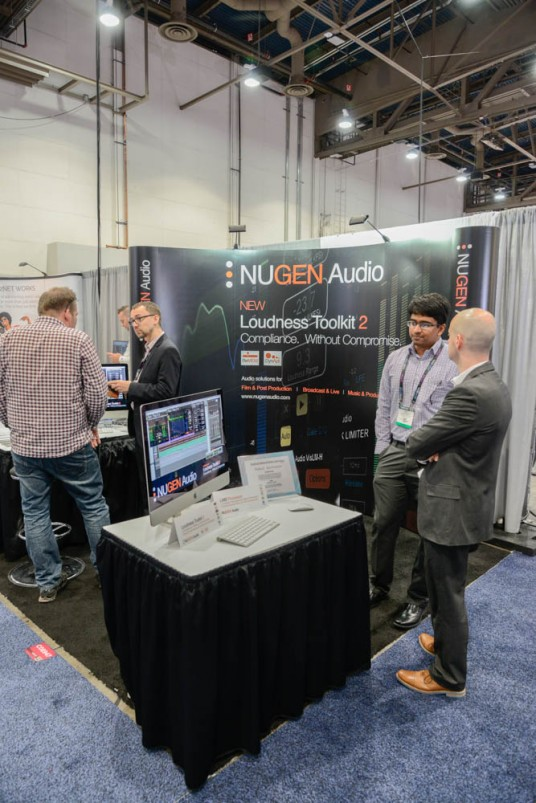 Loudness Toolkit 2 at NAB 2015
