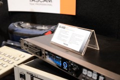 NAB Musikmesse 2015 Rock oN TASCAM