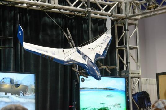 Drone Pavilion at NAB 2015
