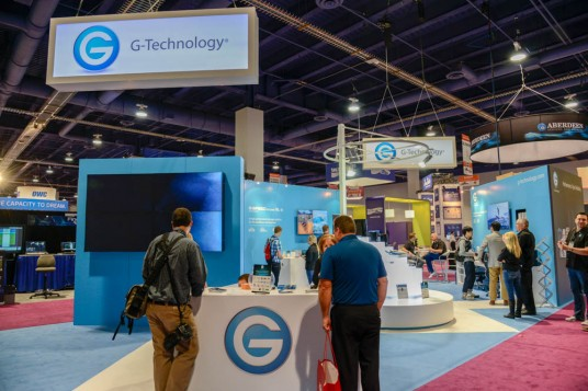 G-technology at NAB 2015
