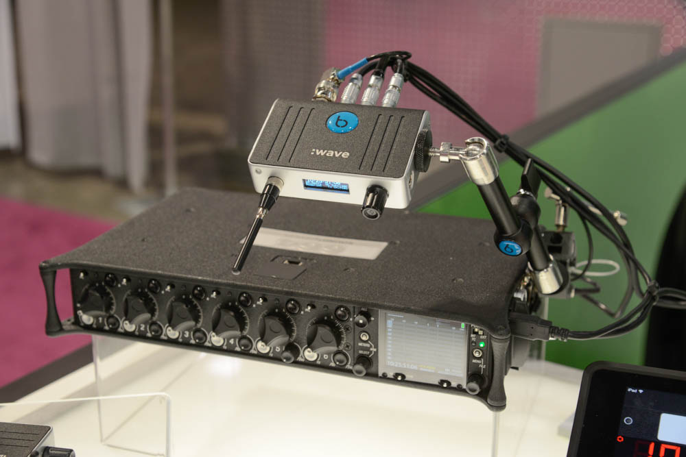 NAB 2015 Day3 : Timecode Systems<解説動画>