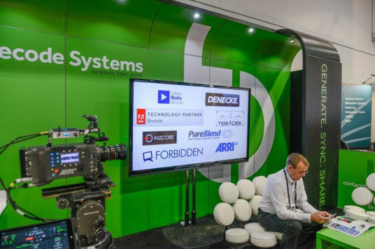 Timecode Systems at NAB 2015