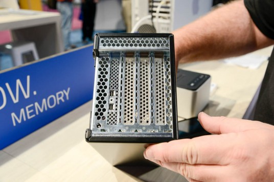 OWC Mercury Helios 2 at NAB 2015