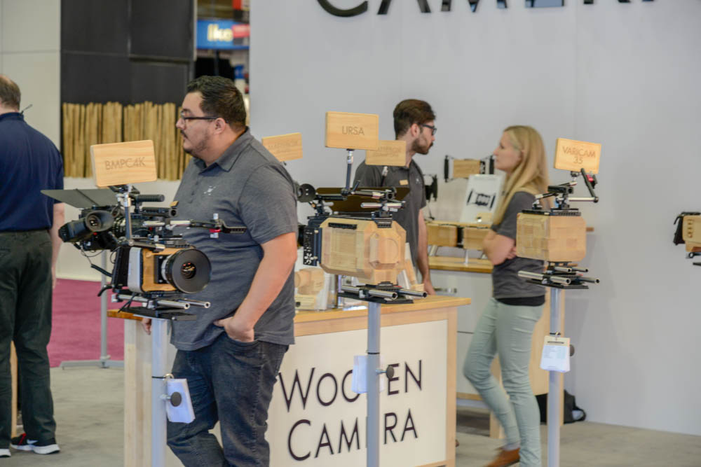 NAB 2015 Day3 : Wooden Camera