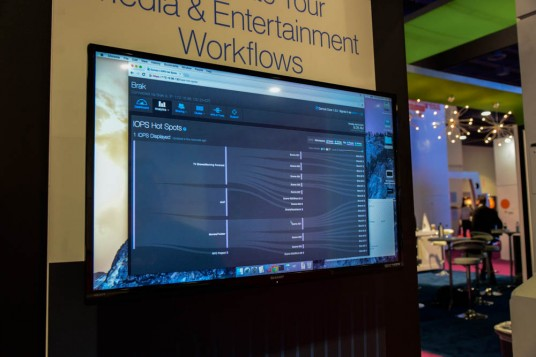 Qumulo at NAB 2015