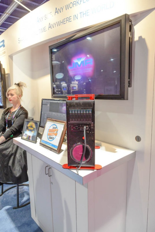 JMR at NAB 2015