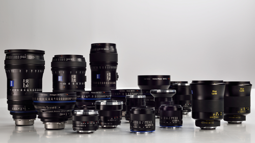 NAB 2015 Day2 : ZEISS