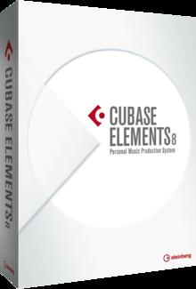 Cubase Elements 8