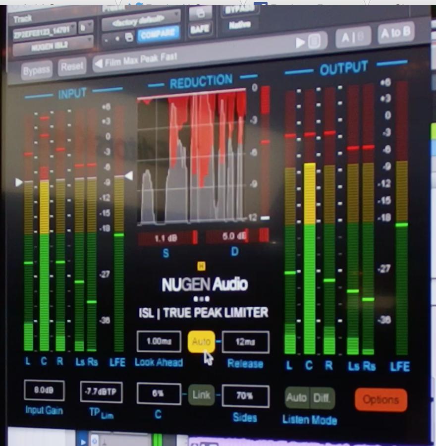 NAB 2015 : AVID connect NUGEN audio