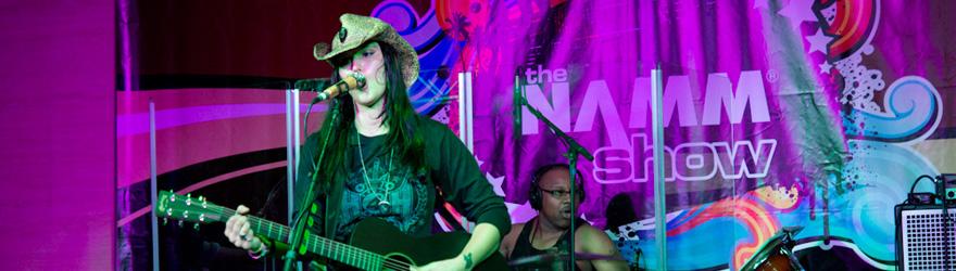NAMM2014 Show Report!!