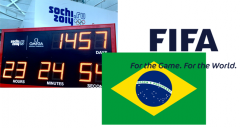 2014年 ソチ&ブラジルW Cup開催