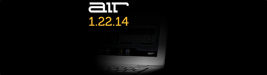NAMM2014 直前Info : Air Music tech