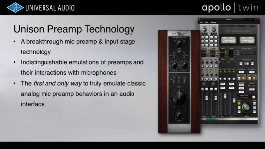 NAMM2014 Universal Audio Apollo Twin