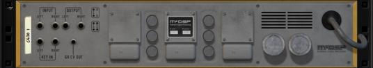 namm 2014 McDSP C670