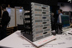 amm 2014 Lynx Audio Technologyブース