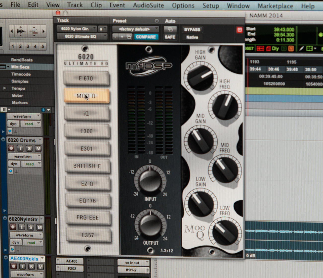 Winter NAMM 2014:McDSP