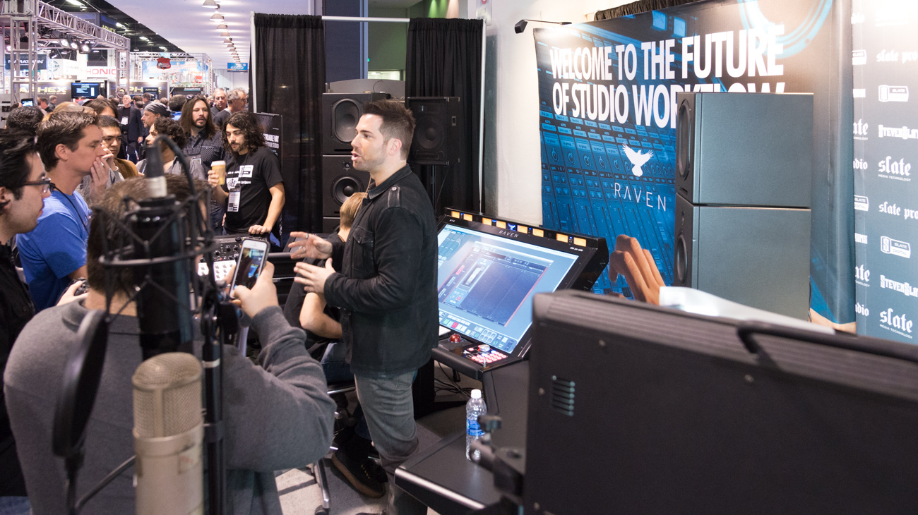 Winter NAMM2014 : SLATE DIGITAL