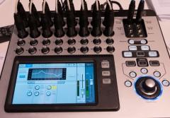NAMM2014 QSC Touch Mix