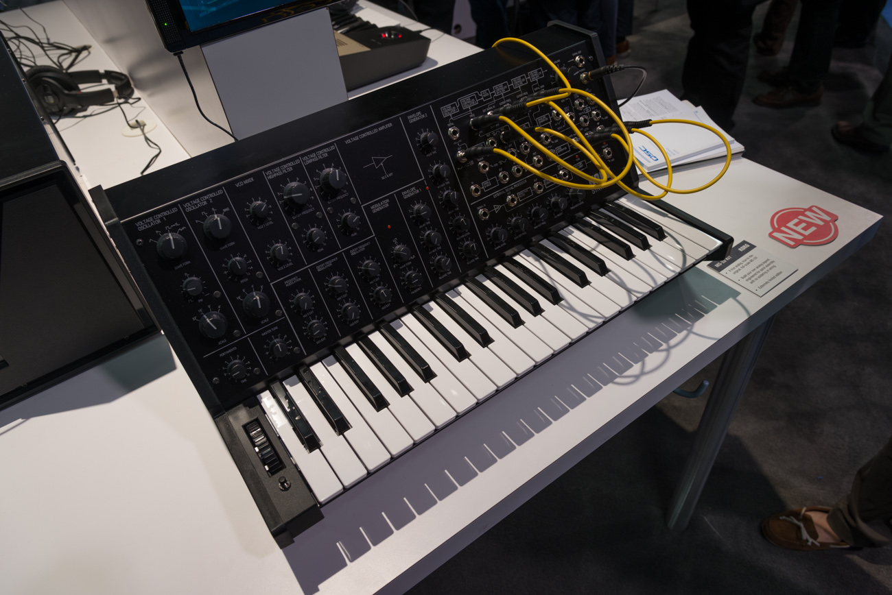 Winter NAMM 2014 : KORG