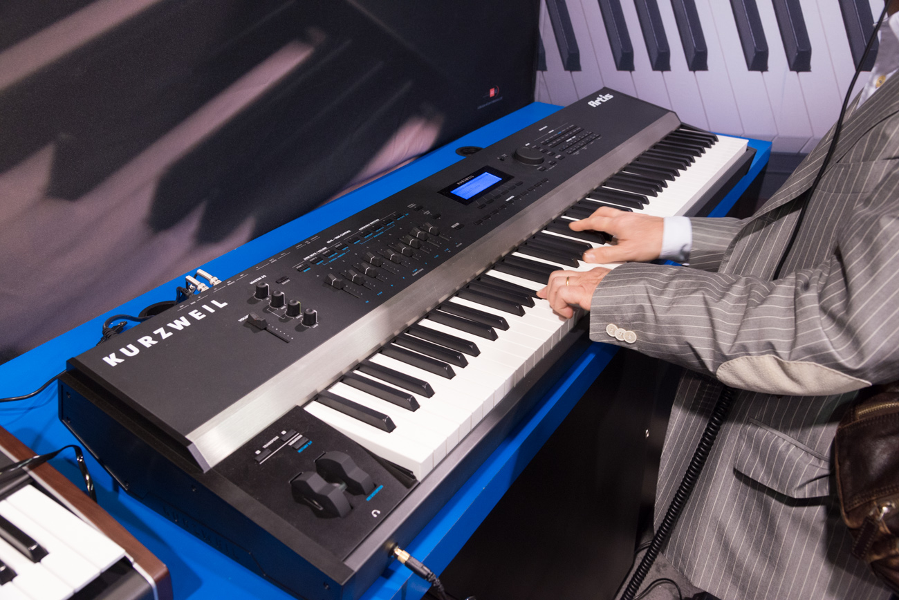 Winter NAMM 2014:KURZWEIL