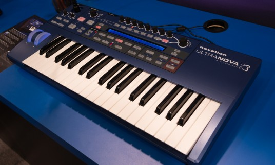 NAMM 2014 NOVATION ULTRANOVA