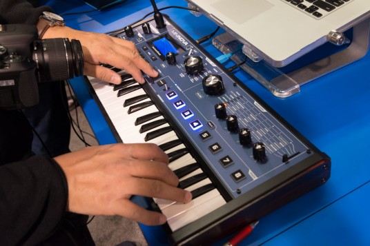 NAMM 2014 NOVATION MININOVA