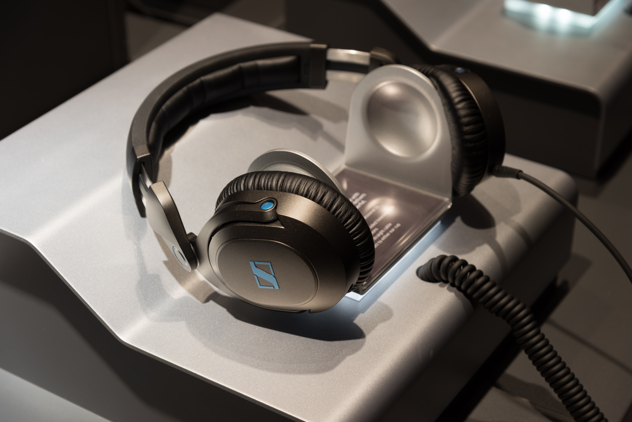 Winter NAMM 2014 : SENNHEISER