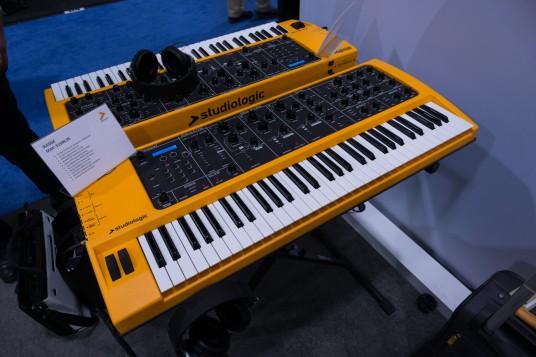NAMM2014 Studiologic ブース