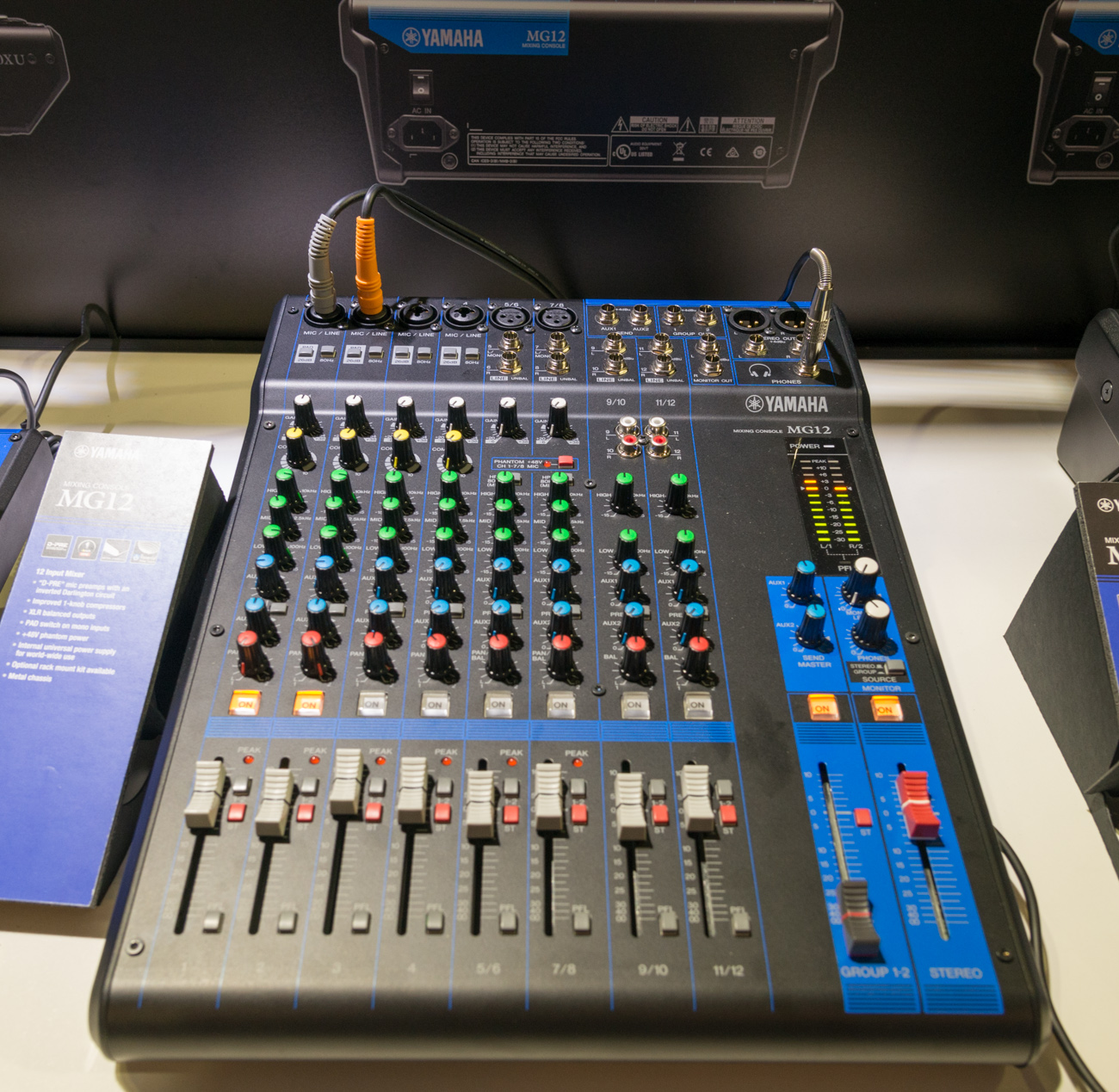 Winter NAMM 2014 : YAMAHA