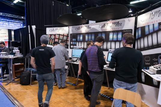 2014 Keith Mcmillen Booth