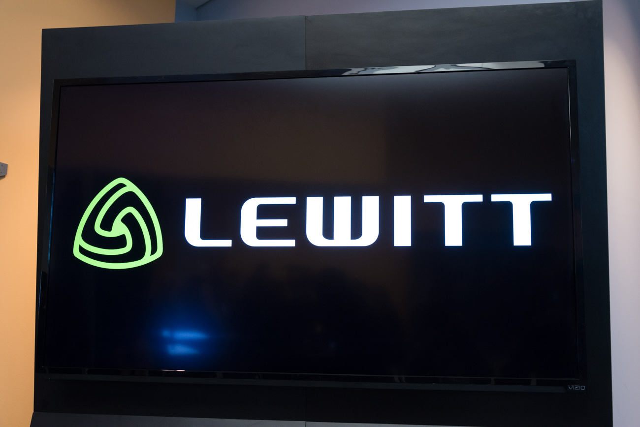 Winter NAMM 2014 : LEWITT
