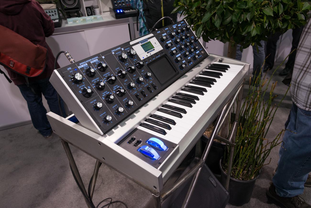 Winter NAMM 2014 : Moog